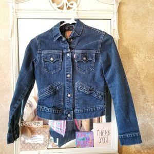 Girl's Levi's Denim Jacket